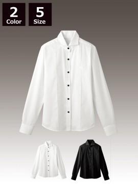 BS-24215 ホリゾンタルカラーシャツ(レディース) 商品一覧