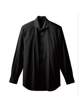 BS-24115 ホリゾンタルカラーシャツ(メンズ) 拡大画像