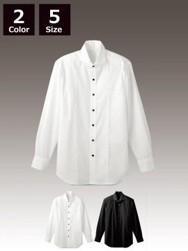 BS-24115 ホリゾンタルカラーシャツ(メンズ) 商品一覧
