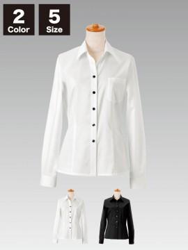BS-14209 ベルカラーシャツ(レディース) 商品一覧