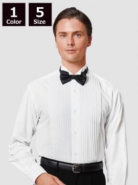 BS-14110 ピンクタックシャツ 着用イメージ