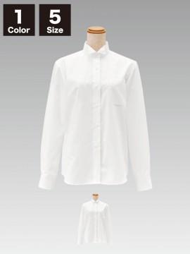 BS-14221 ウィングカラーシャツ(レディース) 商品一覧