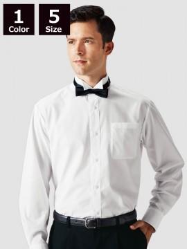 BS-14121 ウィングカラーシャツ(メンズ) 着用イメージ