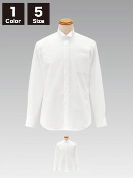BS-14121 ウィングカラーシャツ(メンズ) 商品一覧