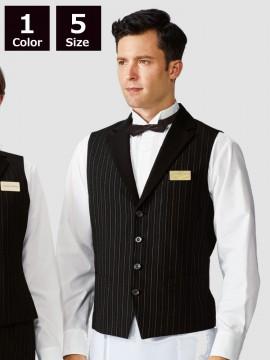 BS-14120 ウィングカラーシャツ(メンズ) 着用イメージ