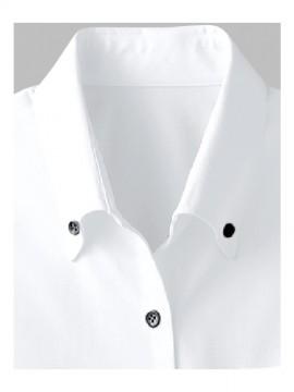 BS-34205 ボタンダウンシャツ 拡大図
