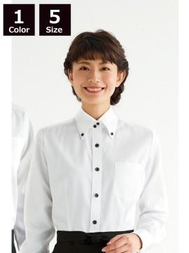 BS-14218 ボタンダウンシャツ トップス