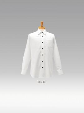 BS-14118 ボタンダウンシャツ カラー一覧
