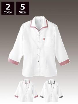 BS-34203 イタリアンカラーシャツ