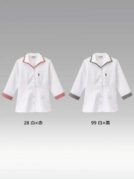 BS-34203 イタリアンカラーシャツ カラー一覧