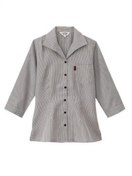 BS-34202 イタリアンカラーシャツ 拡大画像