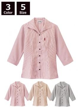 BS-34201 イタリアンカラーシャツ