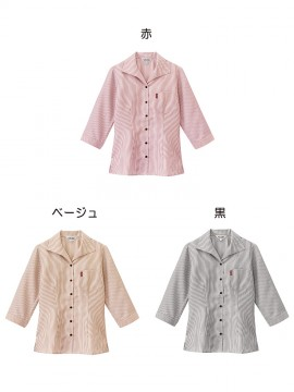 BS-34201 イタリアンカラーシャツ カラー一覧