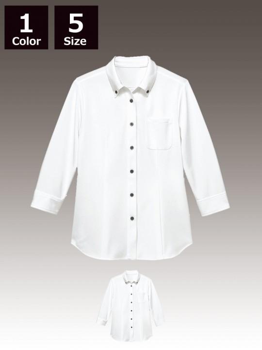 ベルカラーシャツ