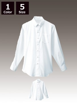 BS-34106 ボタンダウンシャツ トップス