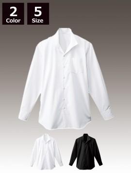 BS-34108 イタリアンカラーシャツ