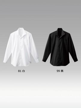 BS-34108 イタリアンカラーシャツ カラー一覧