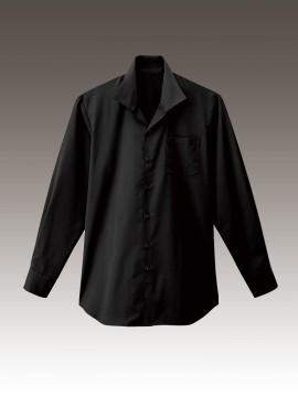 BS-34108 イタリアンカラーシャツ 拡大画像