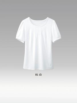 BS-13204 カットソー 半袖(レディース) カラー一覧