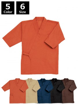 BS-41305 作務衣上衣