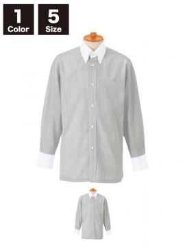 【14101】ボタンダウンシャツ(メンズ)