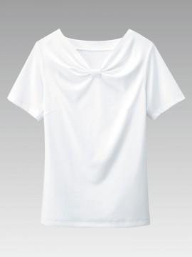 BS-13205 カットソー(レディース) 白