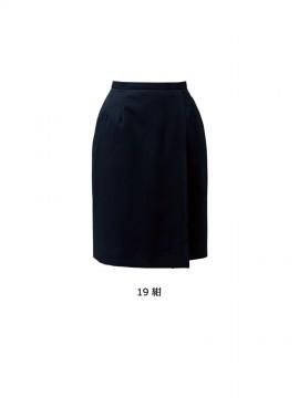 BS-12207 ラップスカート(レディース) カラー一覧