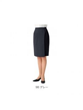 BS-12208 ラップスカート(レディース) カラー一覧