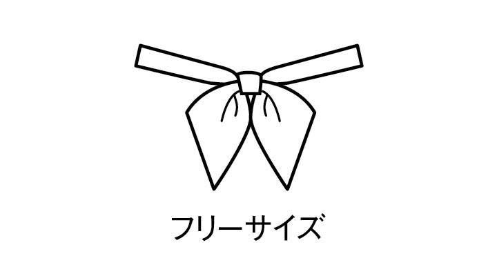 BS-03048 リボンタイ(レディース) サイズ
