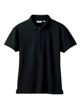 CK-2571 ポロシャツ(半袖・袖口ネット) 拡大画像