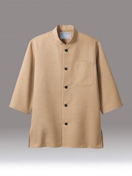 CK-2711 シャツ(七分袖) ベージュ