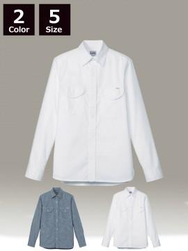 BM-LCS46003 メンズシャンブレー長袖シャツ 商品一覧
