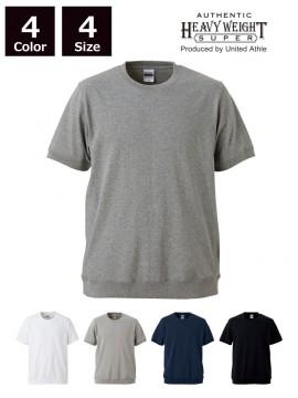 オーセンティック スーパーヘヴィーウェイト 7.1オンス Tシャツ(サイドパネル)