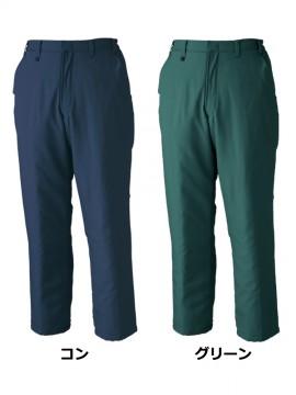 XB107 防寒パンツ カラー一覧
