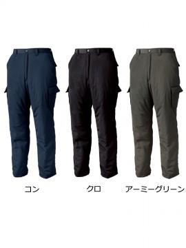 XB320 防寒ズボン カラー一覧