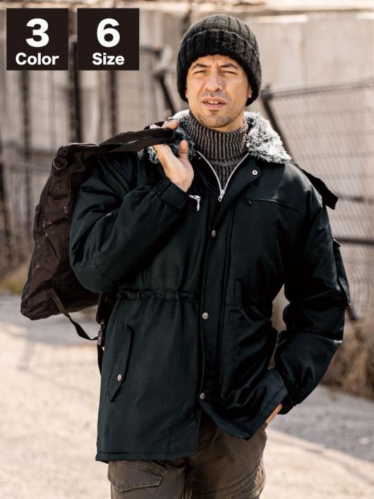 XB881 防寒コート