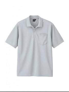 XB6030 半袖ポロシャツ 拡大図