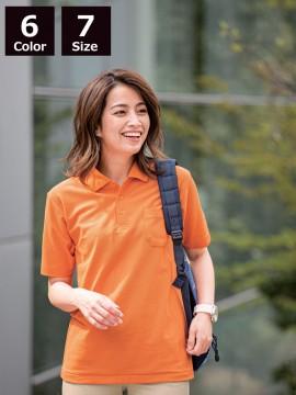 XB6100 半袖ポロシャツ イメージ写真