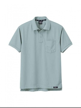 XB6122 ハイブリッド半袖ポロシャツ 拡大図