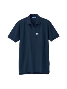 XB6150 リサイクリーン半袖ポロシャツ 拡大図 コン