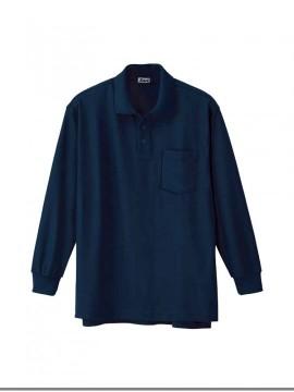 XB6175 長袖ポロシャツ 拡大図