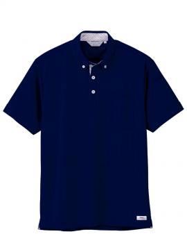 XB6180 半袖ポロシャツ 拡大図