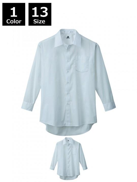 XB15132 長袖シャツ 全体図