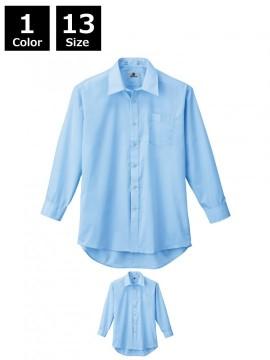 15142 長袖シャツ 全体図