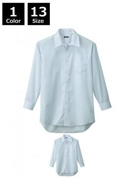 XB15232 長袖シャツ 全体図