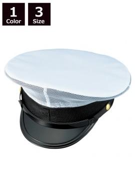 制帽カバー綿ギャバメッシュ