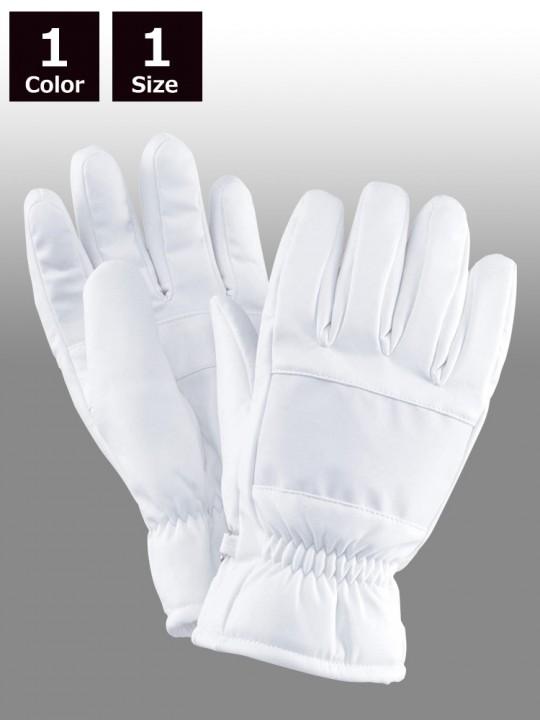18551 夜光防寒手袋 全体図