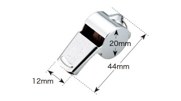 XB18620 警笛 サイズ表
