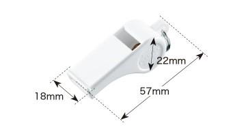 XB18621 警笛 サイズ表