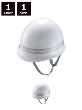 ヘルメットMPタイプ反射2本線